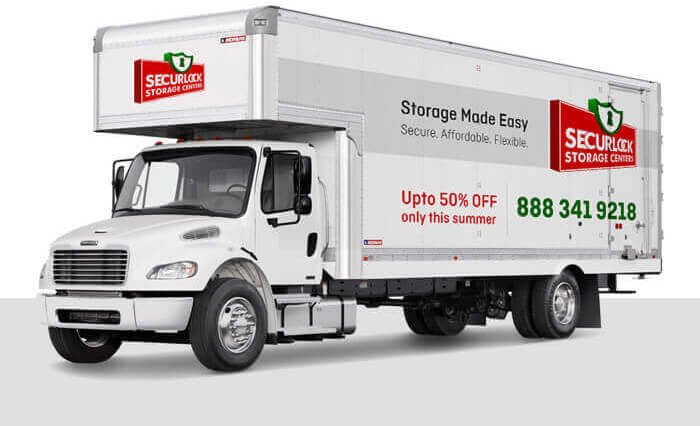Securlock self storage truck rental