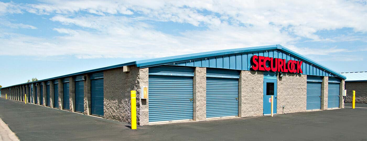 Securlock Storage Units In Casa Grande Az 520 350 9483
